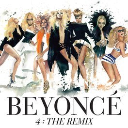 '4: THE REMIX' Now Available