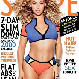 Shape Magazine 2013