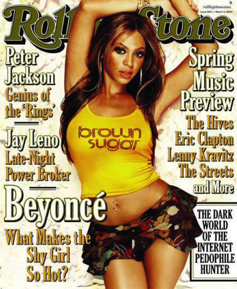 Rolling Stone 2004