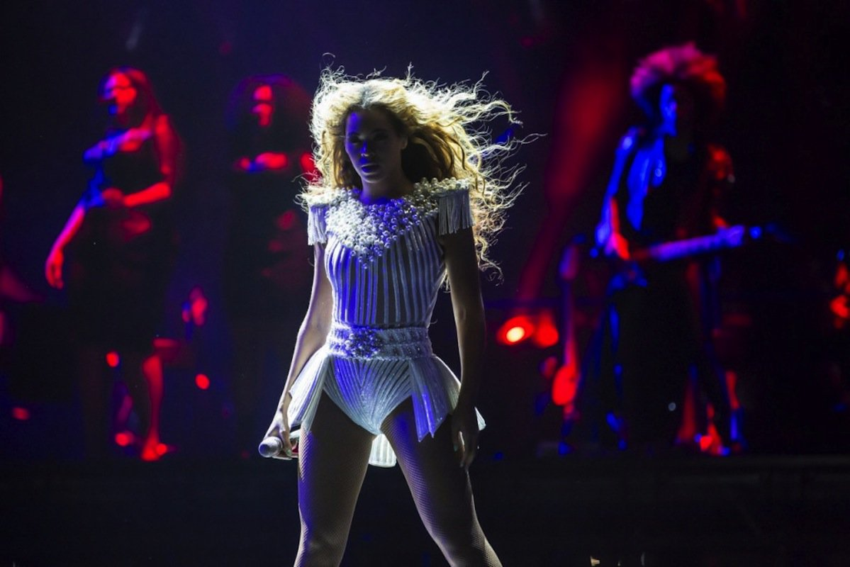 The Mrs. Carter Show World Tour: Zurich