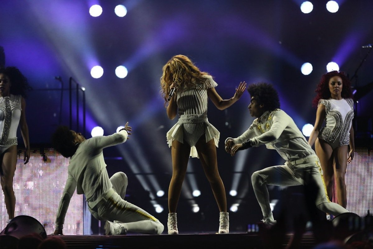 The Mrs. Carter Show World Tour: Slovakia