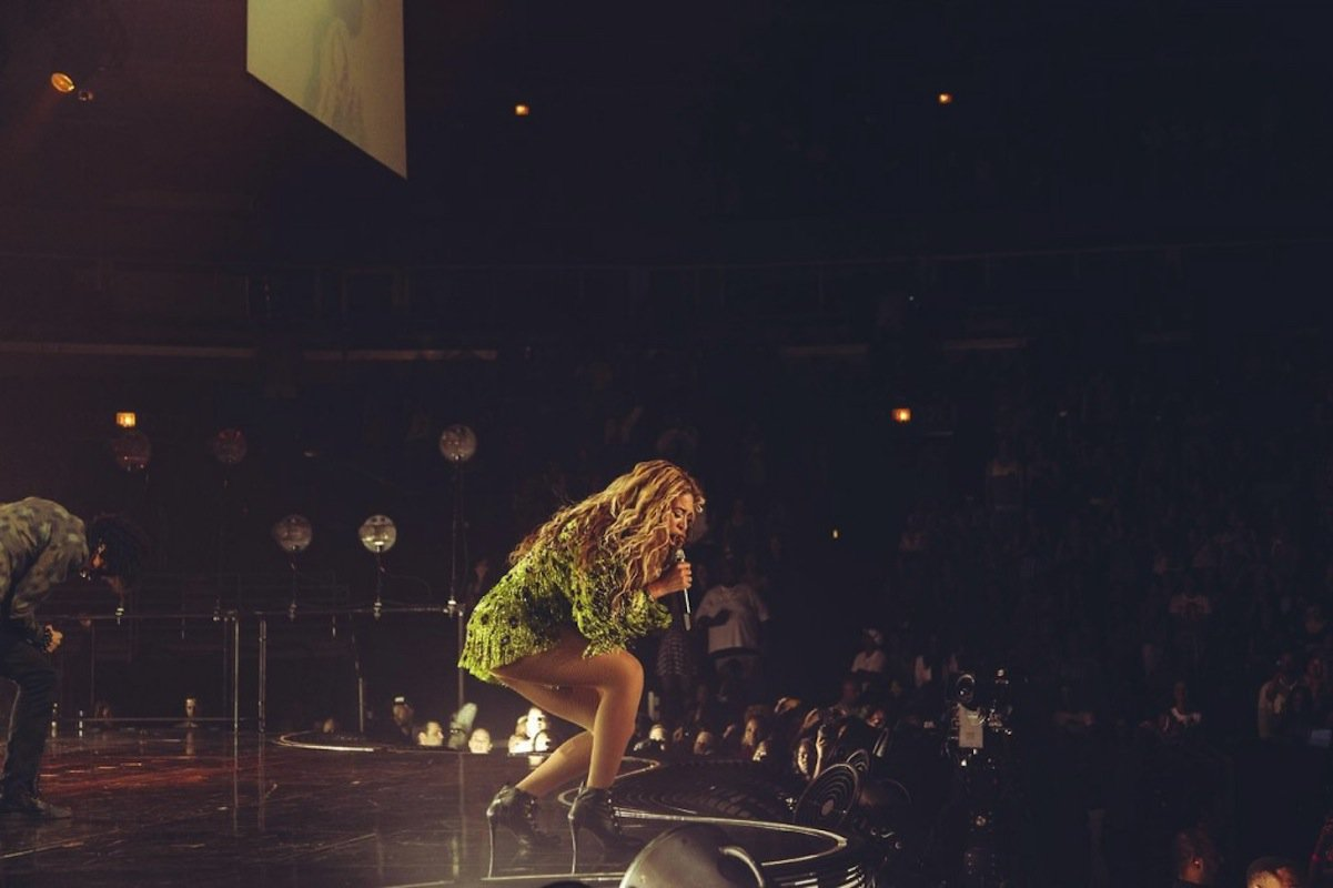 The Mrs. Carter Show World Tour: Chicago