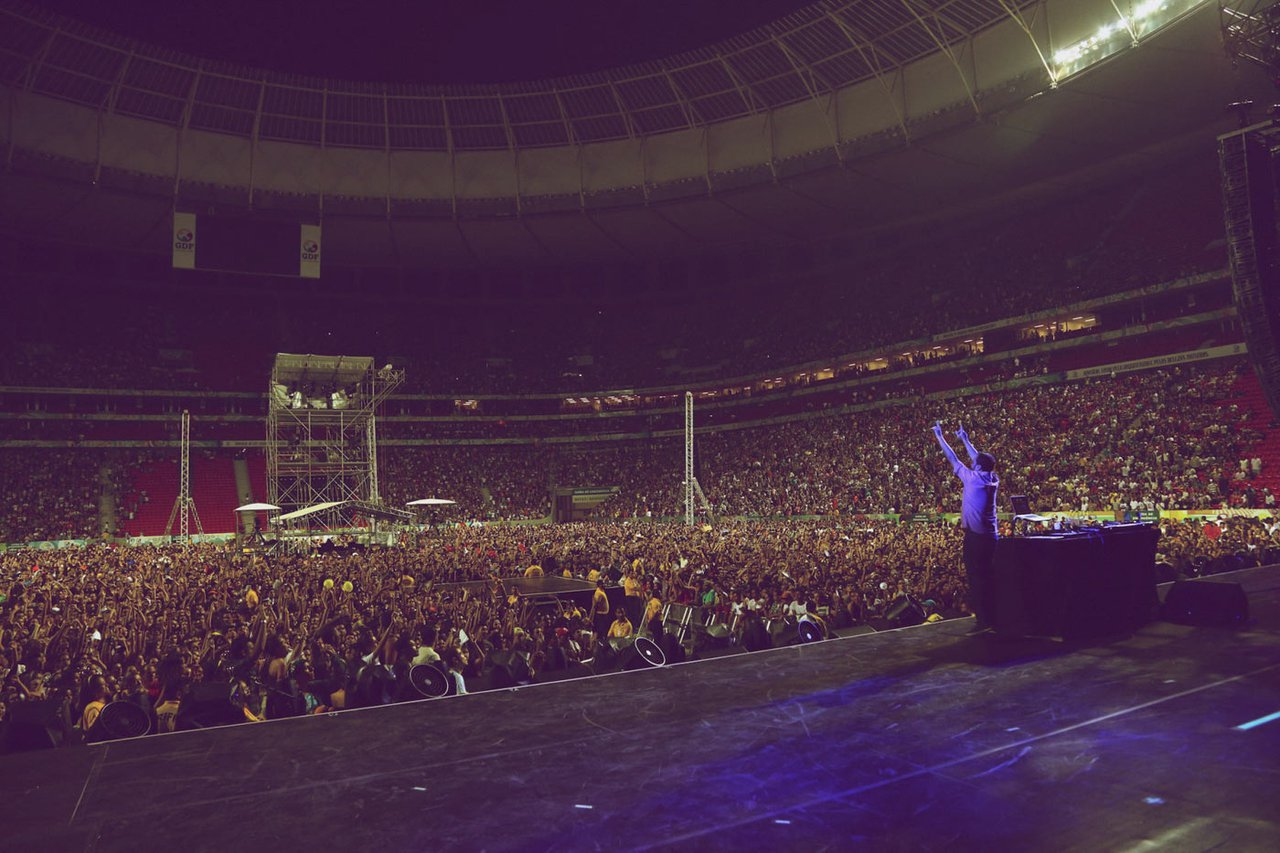 The Mrs. Carter Show World Tour: Brasilia