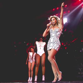 The Mrs. Carter Show:Glasgow