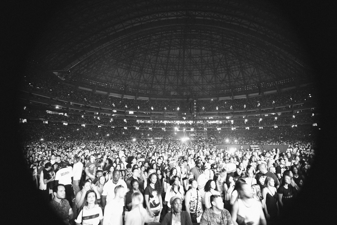 On The Run Tour: Toronto