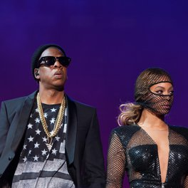 On The Run Tour:<br />New Jersey