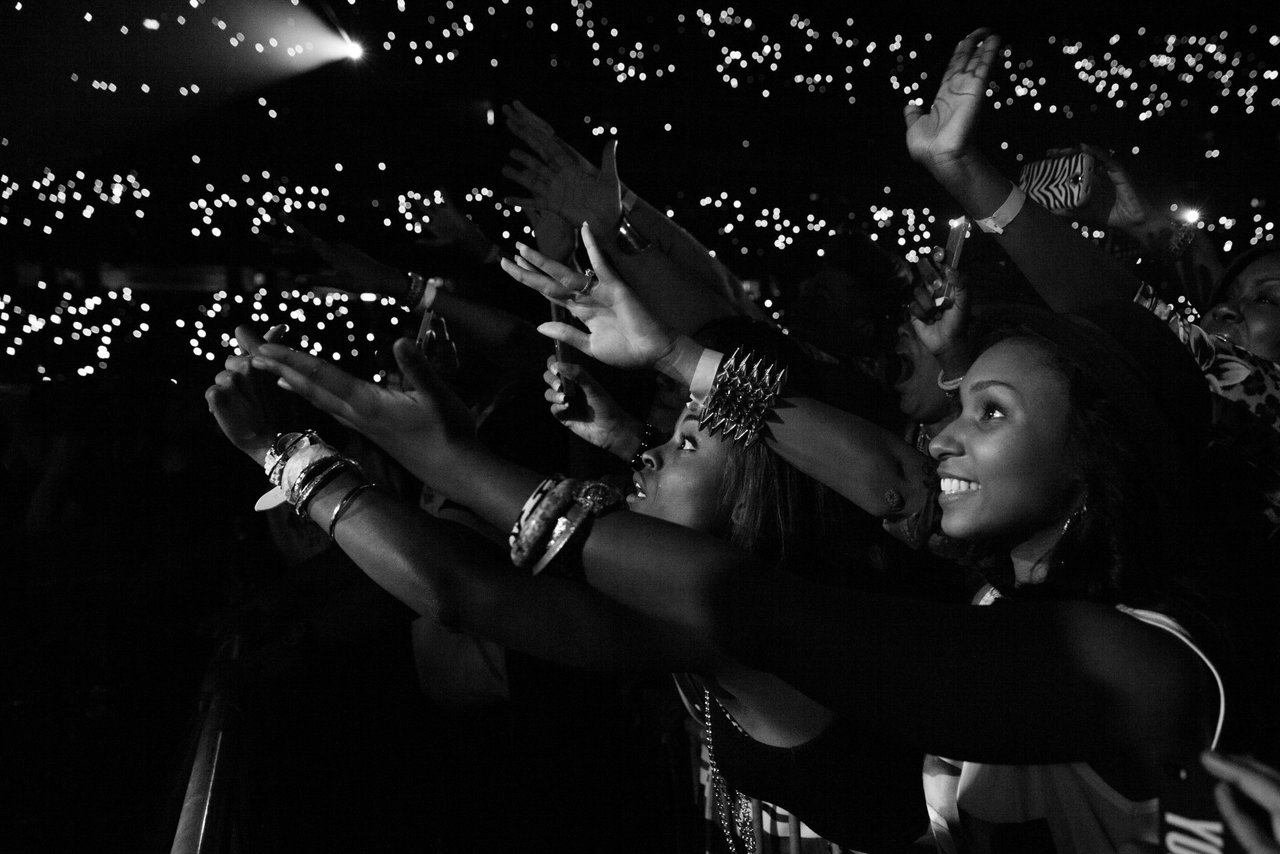 On The Run Tour: Atlanta