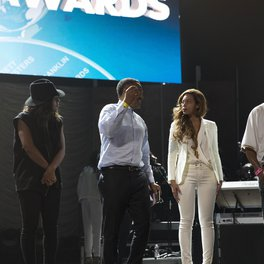 Stellar Awards BTS
