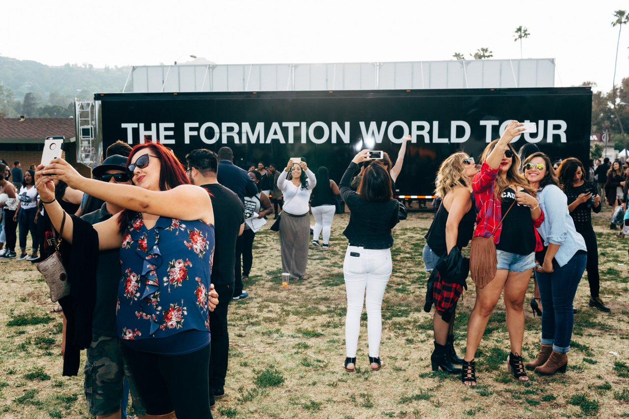 The Formation World Tour: Los Angeles