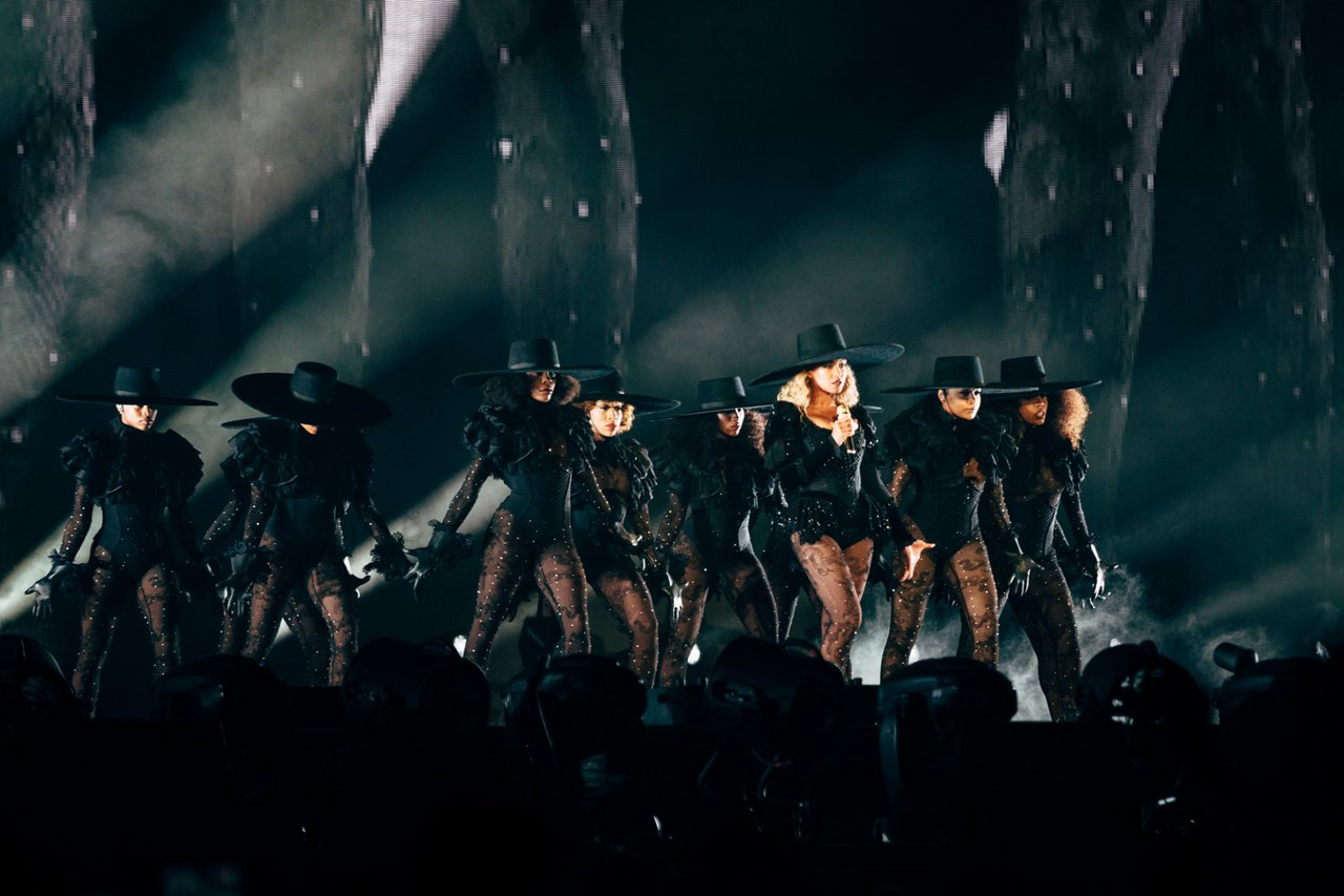 The Formation World Tour: Foxborough