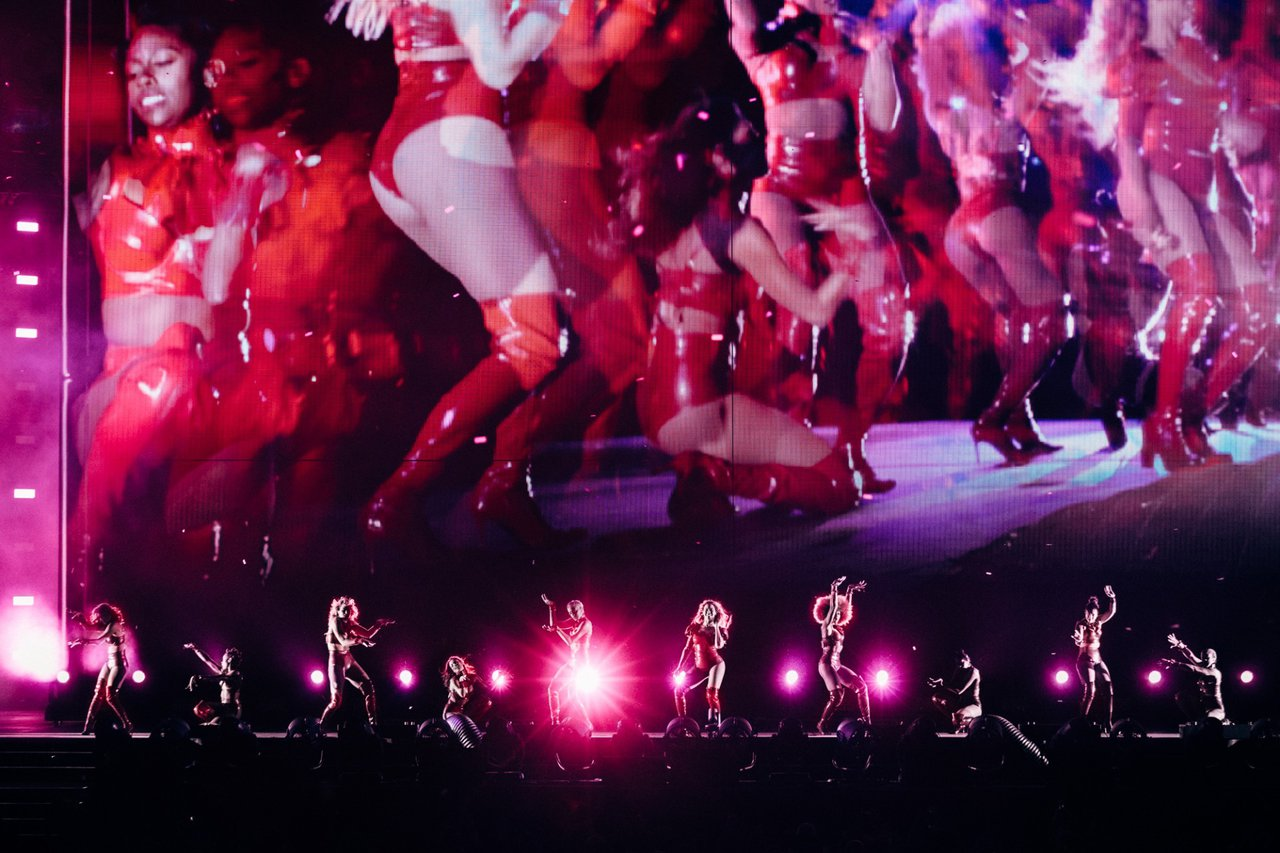The Formation World Tour: Flushing