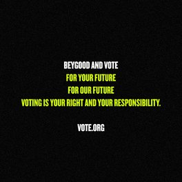 BEYGOOD AND VOTE