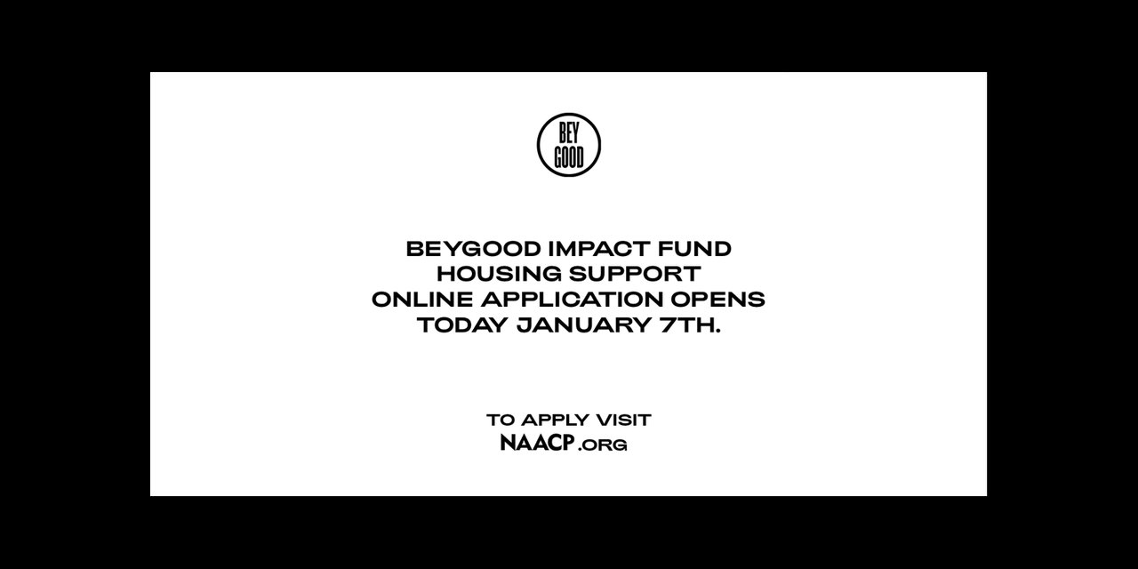 BeyGOOD Impact Fund Housing Support